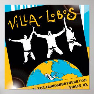 Villalobos Brothers Poster