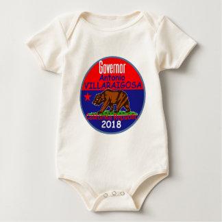 VILLARAIGOSA Governor 2018 Baby Bodysuit