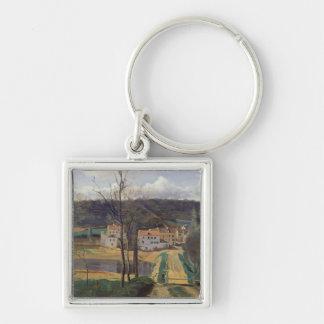 Ville-d'Avray, c.1820 Key Chains