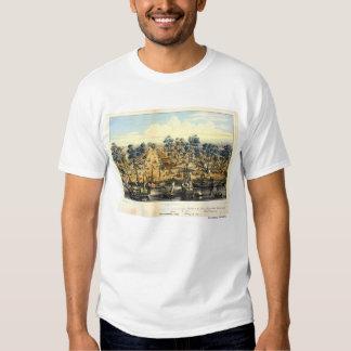 Ville de Sacramento, 1849. Camisas