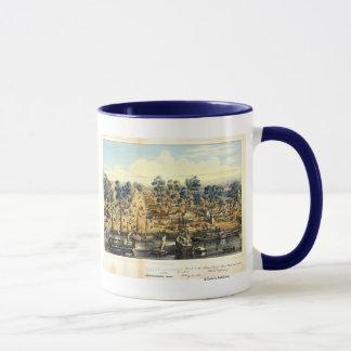 Ville de Sacramento, 1849.  Mug