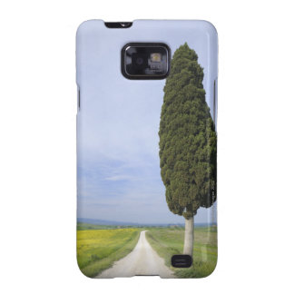 Ville di Corsano, d'Arbia de Monteroni, Siena Samsung Galaxy S2 Fundas
