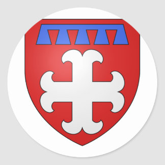 ville lux Bascharage Luxembourg Stickers