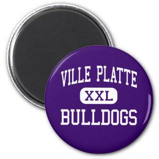 Ville Platte - Bulldogs - High - Ville Platte Magnet