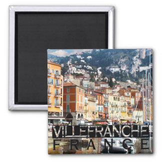 Villefranche-Sur-Mer Magnet