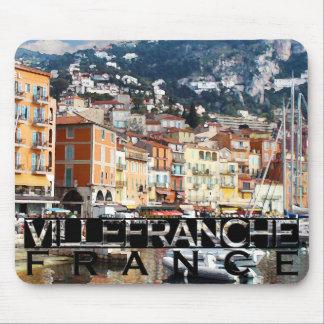 Villefranche-Sur-Mer Mouse Pad