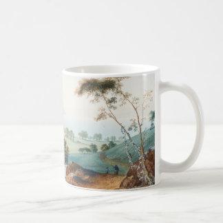 Villeneuve by Jean-Antoine Linck Coffee Mug