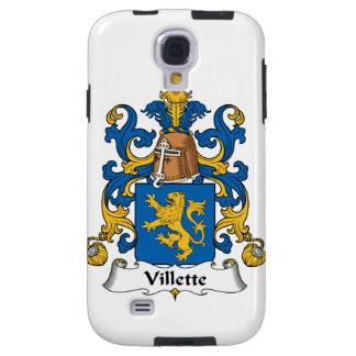 Villette Family Crest