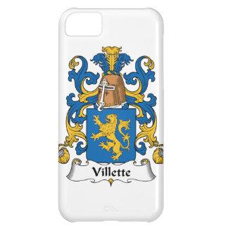 Villette Family Crest iPhone 5C Case