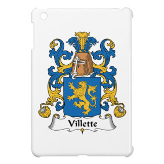 Villette Family Crest iPad Mini Case