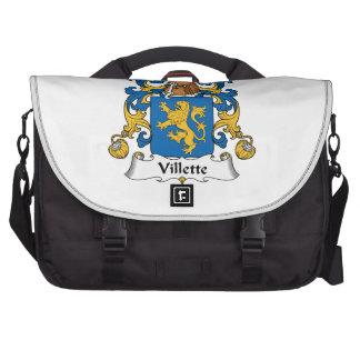 Villette Family Crest Commuter Bag