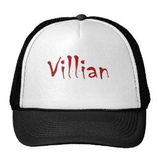 Villian Mesh Hat