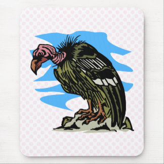 Vilma Vulture Mouse Pad