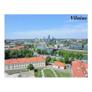 Vilna, Lituania Tarjetas Postales