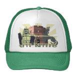 VILNIUS (capitol of Lithuania) Trucker Hats