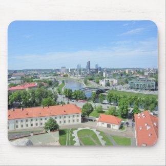 Vilnius, Lithuania Mouse Pad