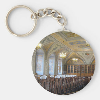 Vilnius University Library - LITHUANIA --- Keychain
