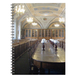 Vilnius University Library - LITHUANIA --- Notebook