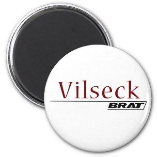 Vilseck Brat -A001L 2 Inch Round Magnet