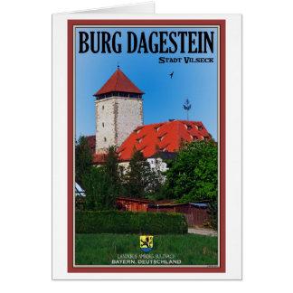 Vilseck - Burg Dagestein Card