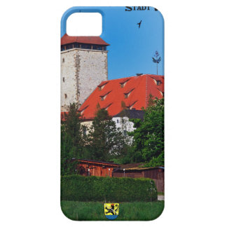 Vilseck - Burg Dagestein Funda Para iPhone 5 Barely There