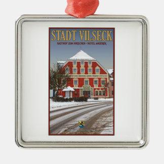 Vilseck - Gasthof zum Hirschen Christmas Ornament
