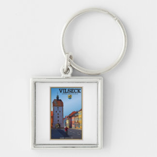 Vilseck - Tower Keychain