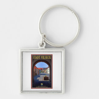 Vilseck - View from Tower Gate Keychain