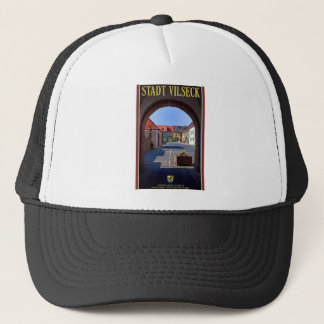 Vilseck - View from Tower Gate Trucker Hat
