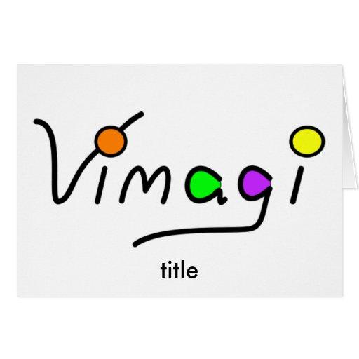 Vimagi Card