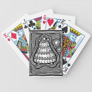 Vimana poker cards by ParanormalPrints