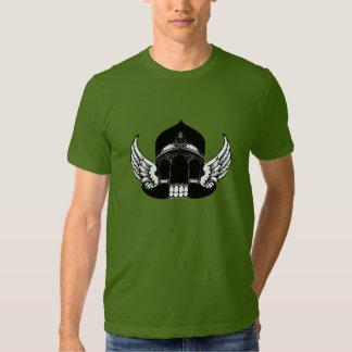 Vimana Skull Shirt