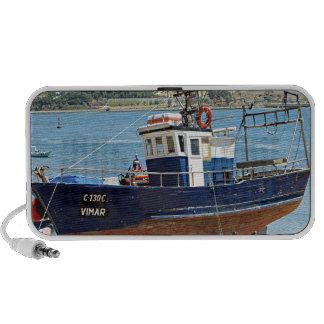 Vimar fishing boat, Porto, Portugal Travel Speaker