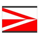 Vimperk, Czech Post Card