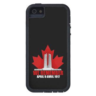Vimy Ridge We Remember iPhone SE/5/5s Case