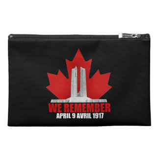 Vimy Ridge We Remember Travel Accessory Bag