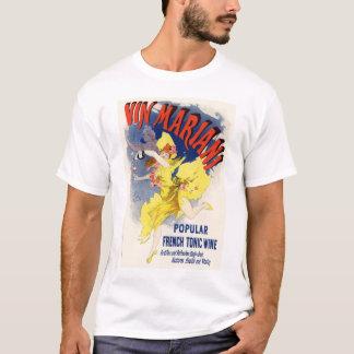 Vin Mariani, Jules Chéret T-Shirt