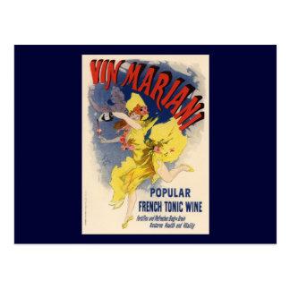 Vin Mariani Postcard