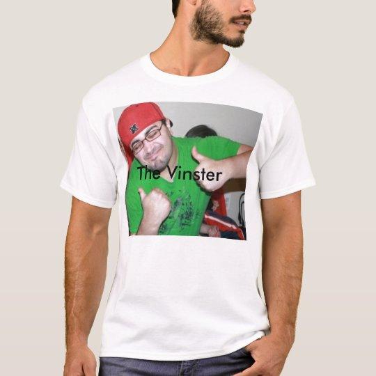 vin, The Vinster T-Shirt