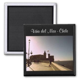 Viña del Mar - Chile Refrigerator Magnet