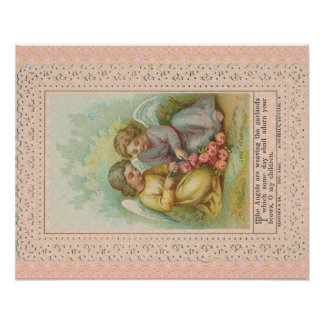 Vinatage Angels poster