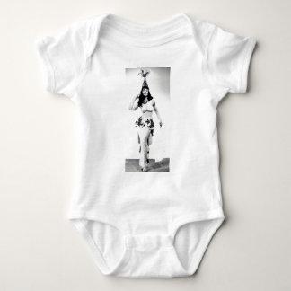 Vinatge Dancer Baby Bodysuit