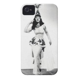 Vinatge Dancer iPhone 4 Case