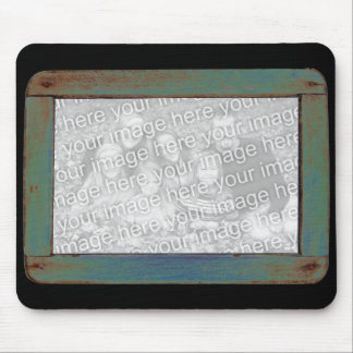 Vinatge Frame - Add your image Mousepad