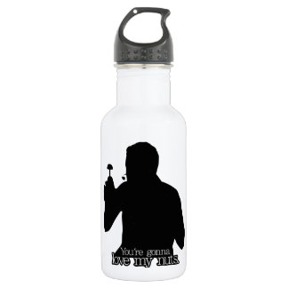 Vince Slap Chop You're Gonna Love My Nuts! 18oz Water Bottle