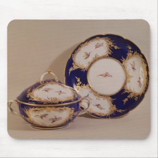 Vincennes bowl and stand, c.1745 mouse pad