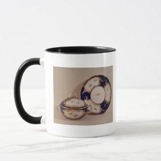 Vincennes bowl and stand, c.1745 mug