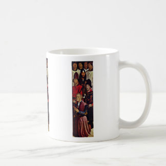 Vincent Altar Wing: The Knight With Kneeling Patro Mug
