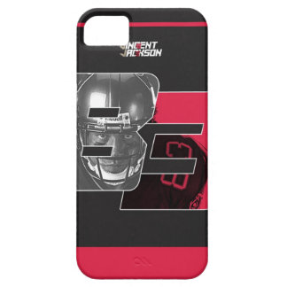Vincent Jackson iPhone 5 Barely There Case