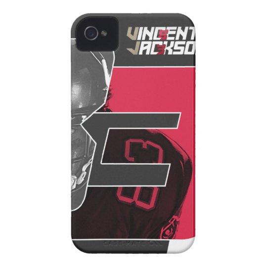 Vincent Jackson iPhone Case